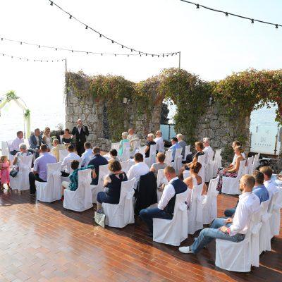 Hochzeit Open Air