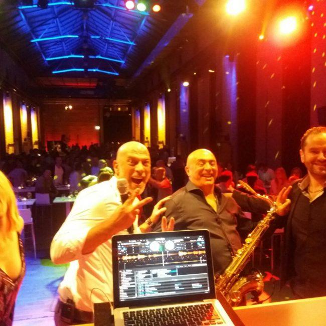 Live Show MEG in Berlin