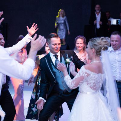 Schöne Hochzeitsgesellschaft in Salzgitter